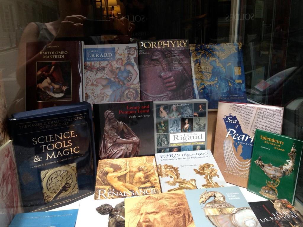 Bookshop Parigi