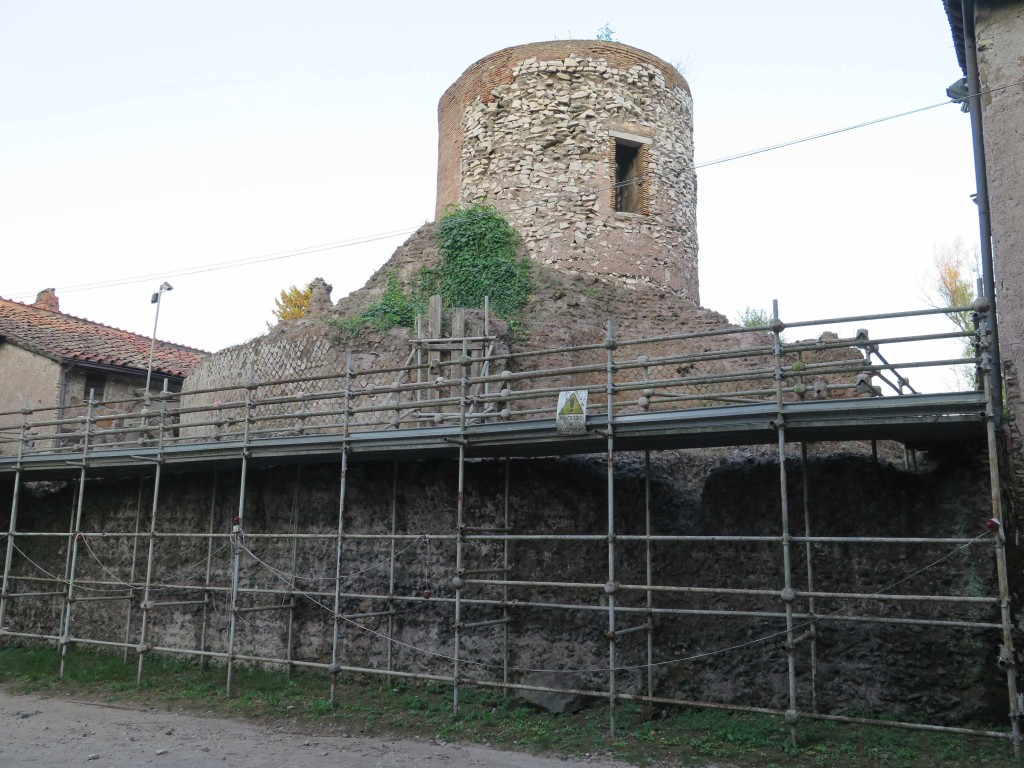 BUFALE ARCHEOLOGICHE Rendite di posizione_Appia Antica Priscilla