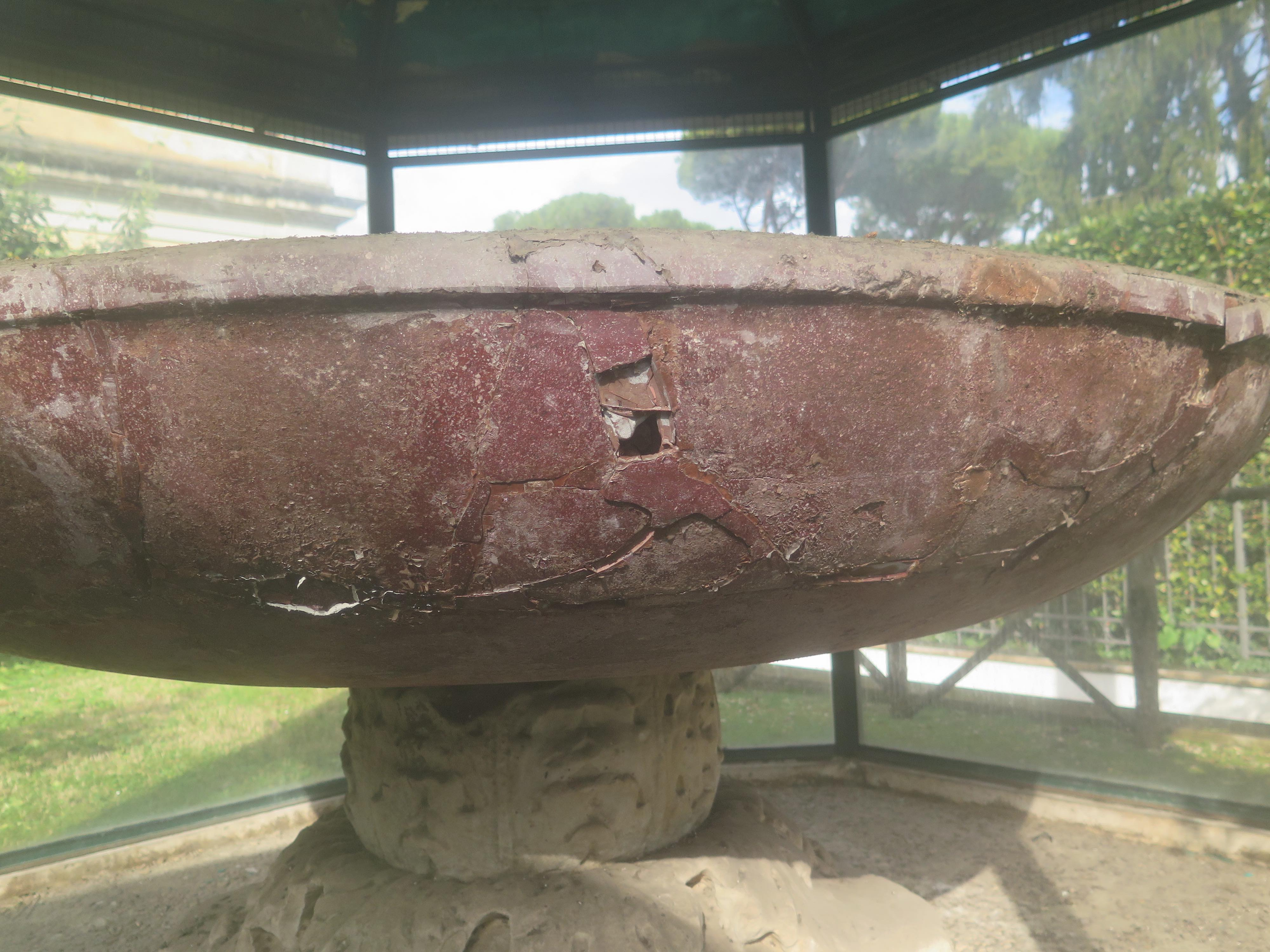 Bufale archeologiche giornale dell'arte dario del bufalo getty IMG_6966 copia