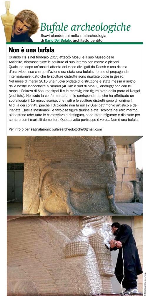 Bufale archeologiche_Aprile 2016_dario Del Bufalo