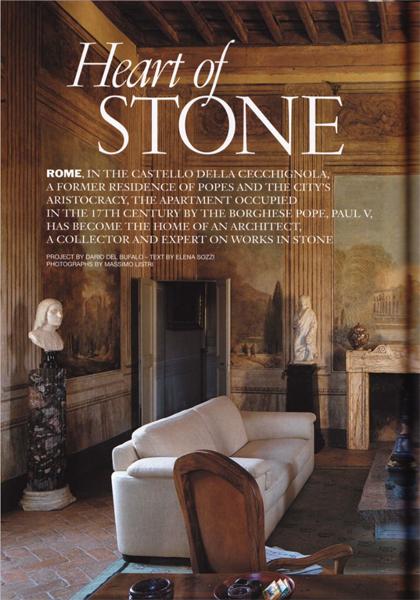 AD. Classic. Heart of Stone Dario Del Bufalo