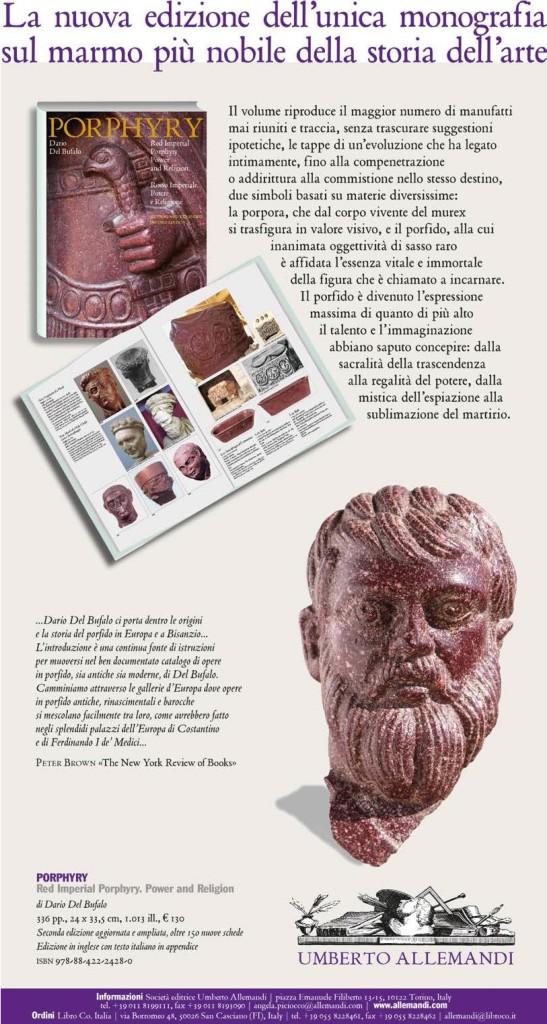 Porphyry 2a Edizione rivista e ampliata Dario Del Bufalo GdA 2018