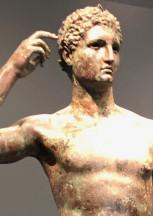 Faccia di bronzo
